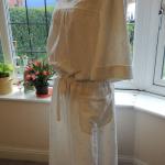 「春の白いドレス♪」ついに完成!転じてスターウォーズのサンドピープルか・・・?