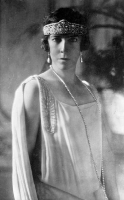 Elisabeth Gabriele of Bavaria, 1920