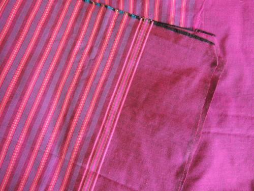 インドネシアの生地で作ったギャザースカート&チュニック