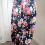 これもパジャマのパターンから!サルエルパンツ&ショートブルマー