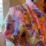 Aラインの花のドレス!目指すは自然なプリンセスライン!
