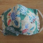 立体マスクを手作り【型紙付】新型コロナ対策